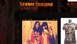 Junker Designs Website