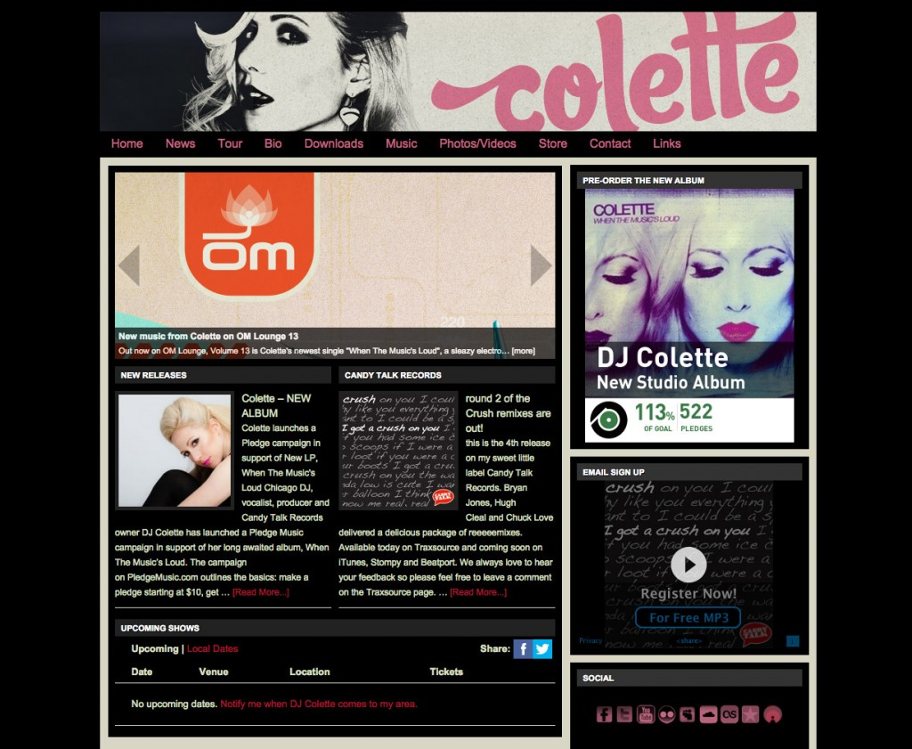 DJ-Colette
