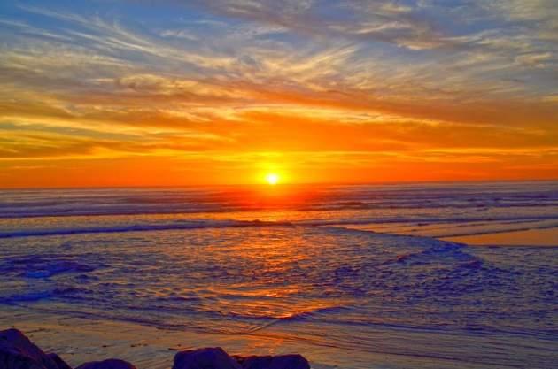 cardiff_sunset